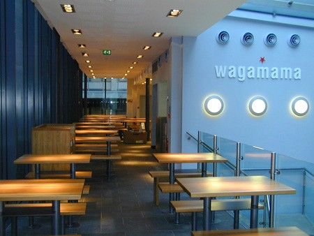 Pennington Robson, the guardians of the wagamama house style